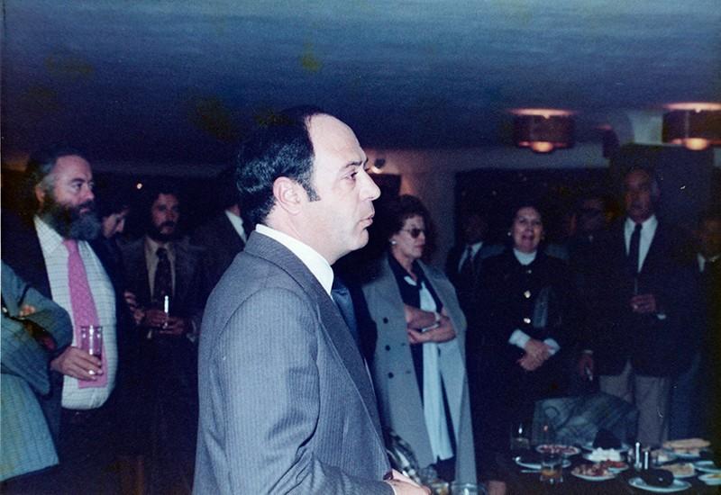 Francisco Gómez en el Castillo de San José (MIAC) I