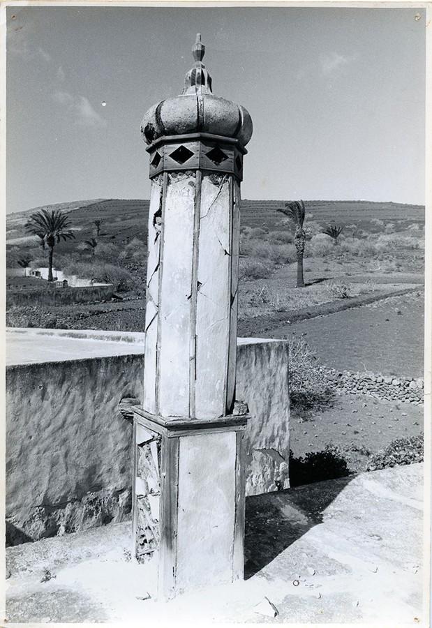 Chimenea de Lanzarote II
