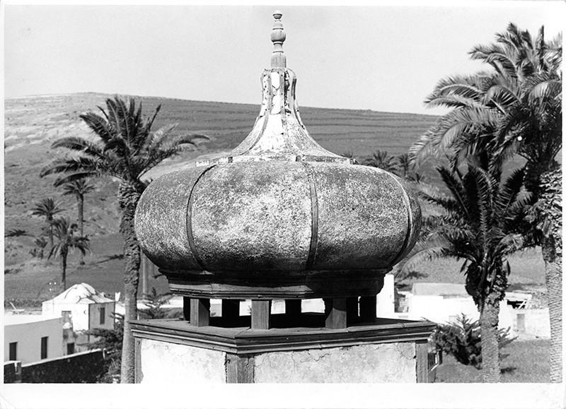 Chimenea de Lanzarote III