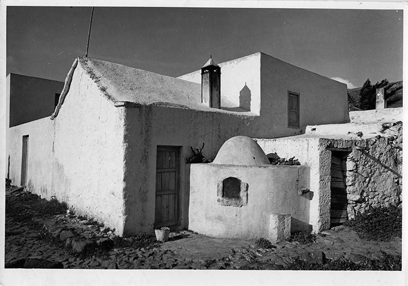Arquitectura tradicional de Lanzarote III
