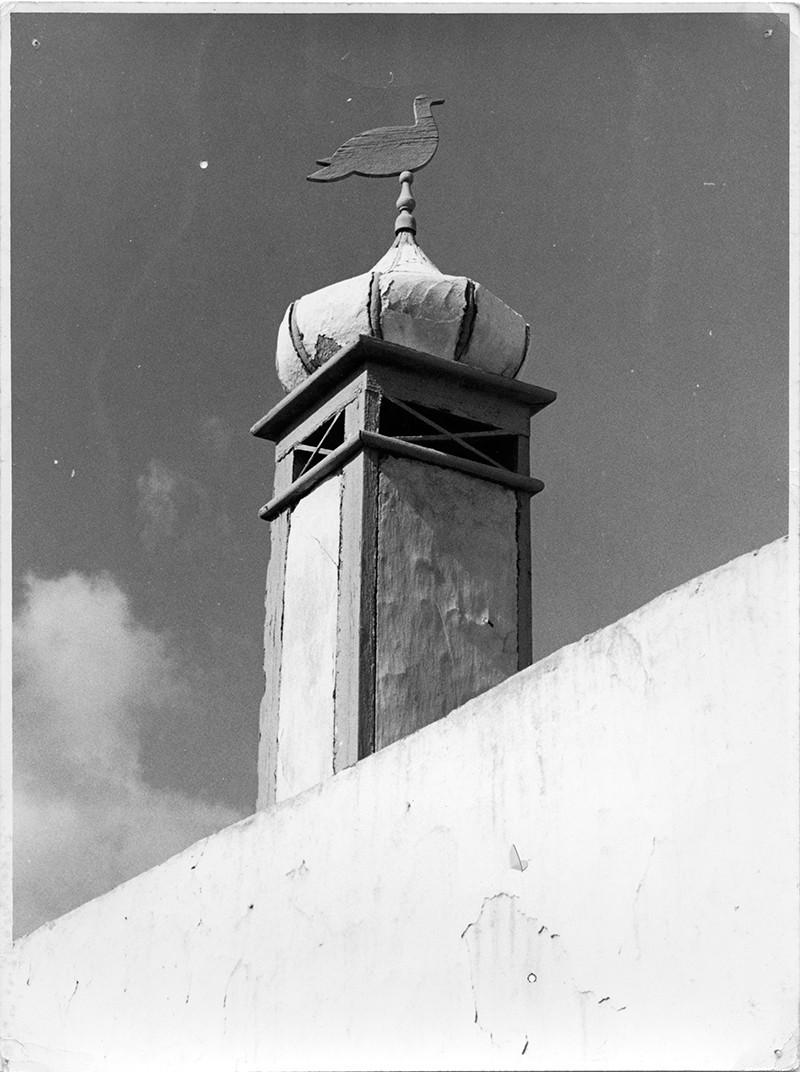 Chimenea de Lanzarote IV