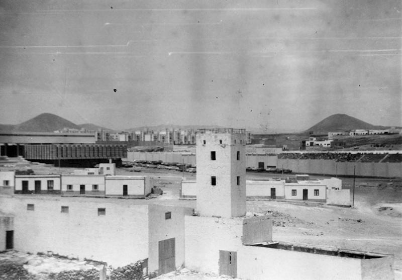 Antigua fábrica de alcohol de Arrecife I
