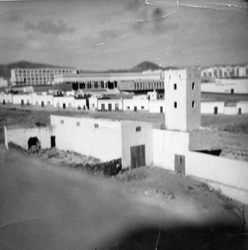 Antigua fábrica de alcohol de Arrecife II