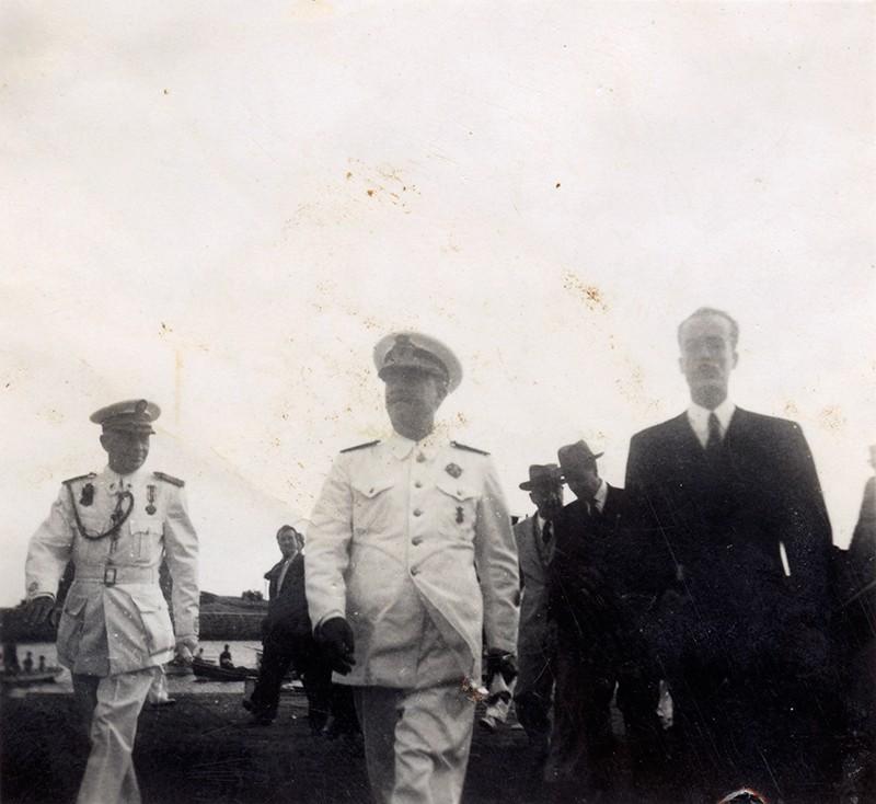 Franco en Lanzarote II