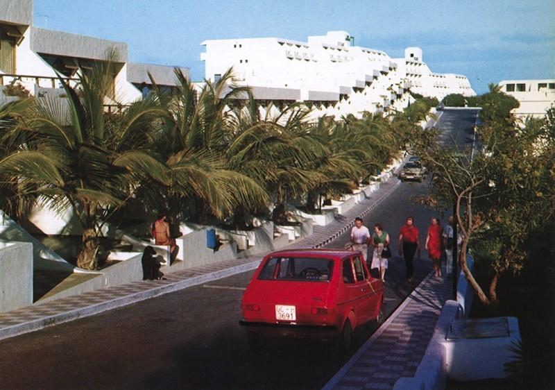 Apartamentos Jable Bermudas I