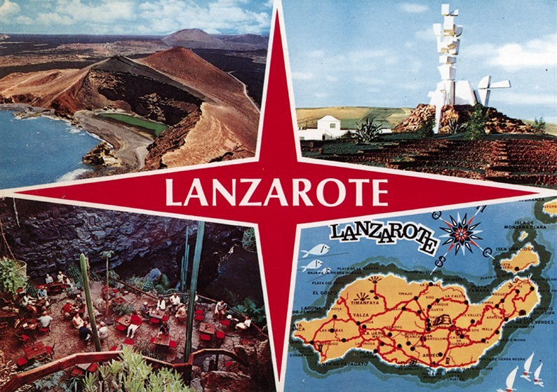 Postal Lanzarote VI