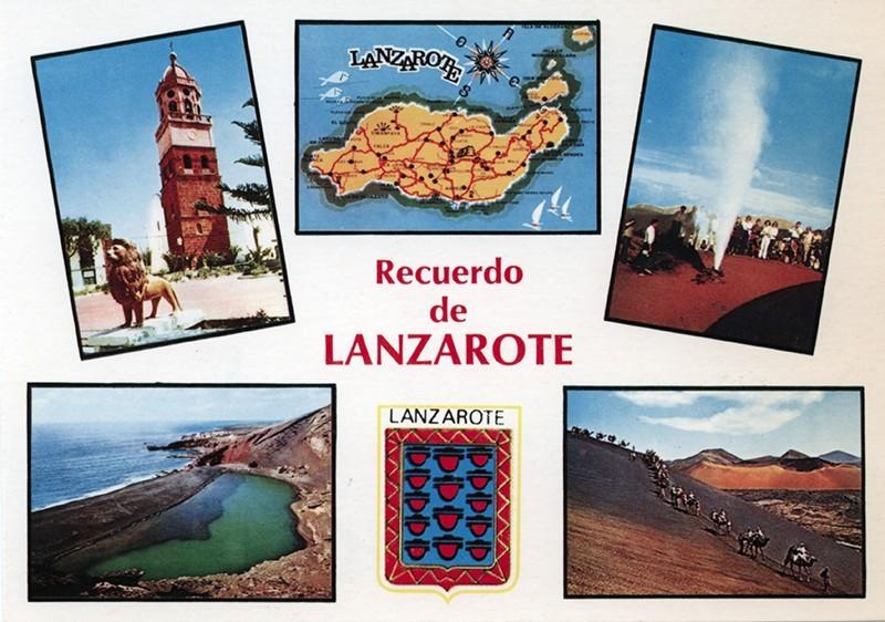 Postal Lanzarote VII