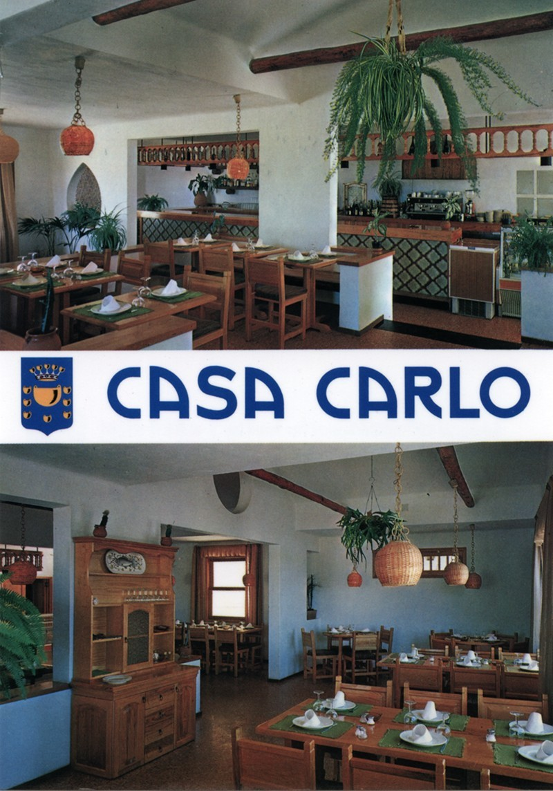 Restaurante Casa Carlo