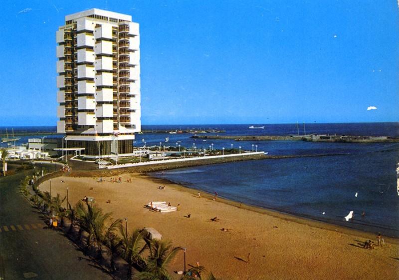 Avenida playa de El Reducto IV