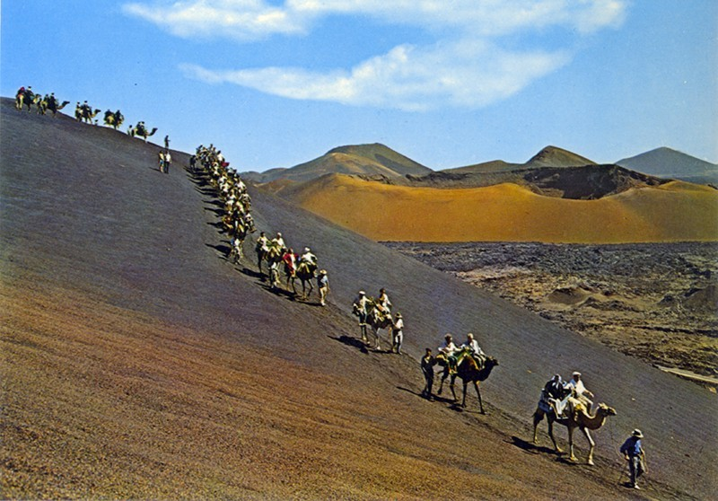 Ruta de los camellos XII