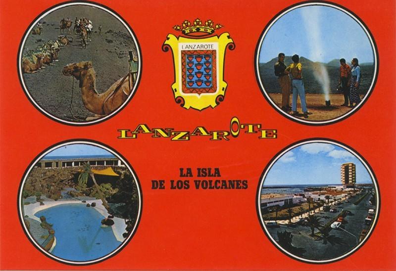 Postal Lanzarote XIII