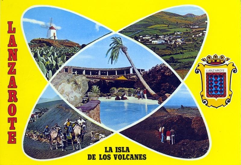 Postal Lanzarote XV