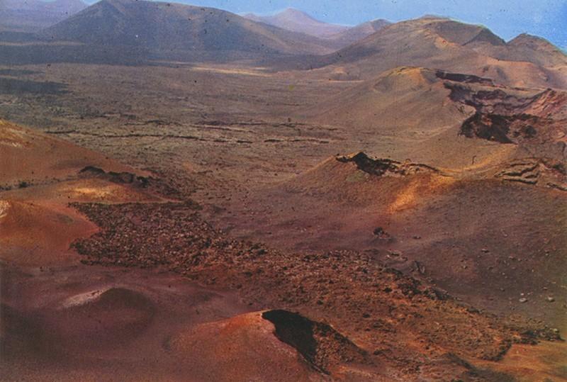 Volcanes de Timanfaya I