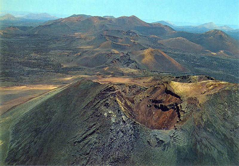 Volcanes de Timanfaya II