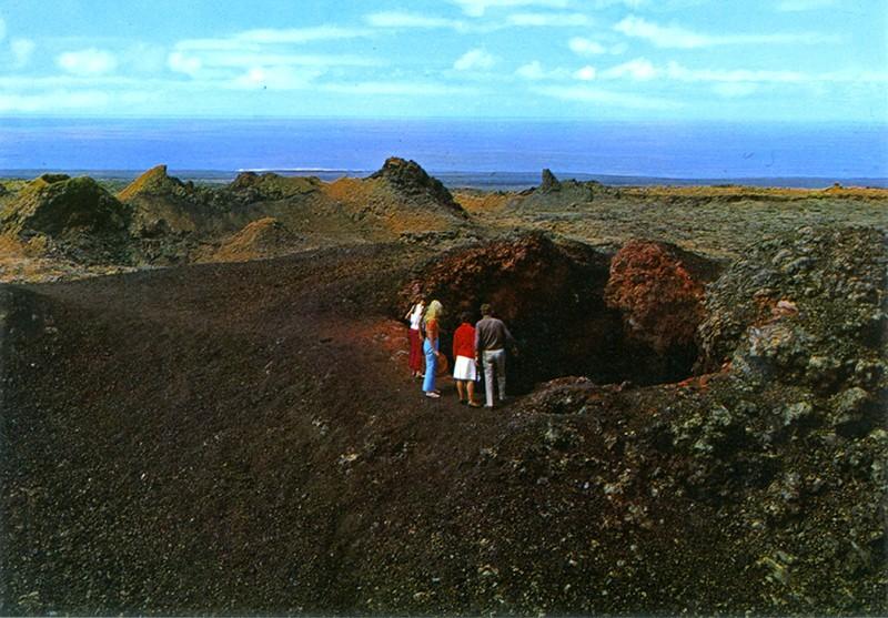 Volcanes de Timanfaya III