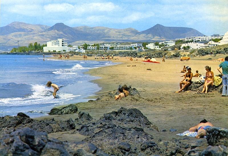 Playa Blanca en  Puerto del Carmen I