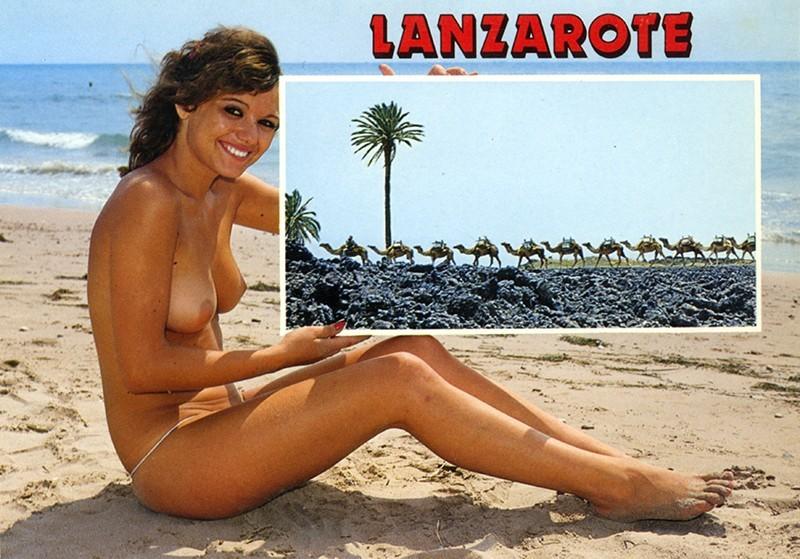 Postal Lanzarote XVIII