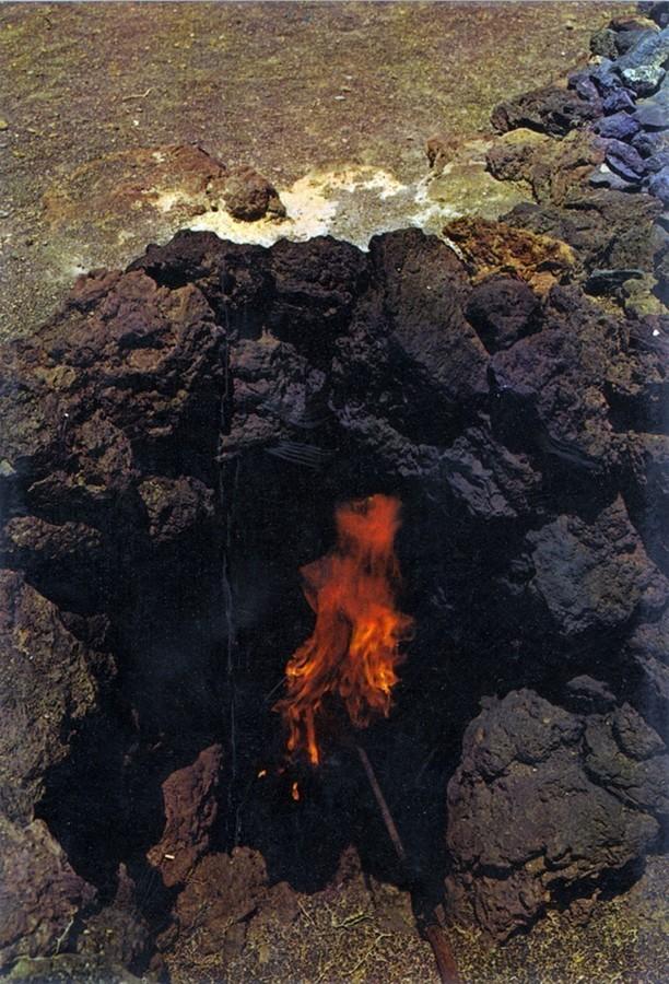 Montañas del Fuego IX