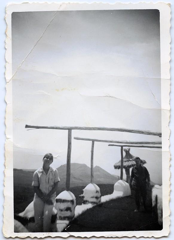 Merendero de las Montañas del Fuego II