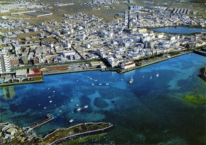 Bahía de Arrecife I