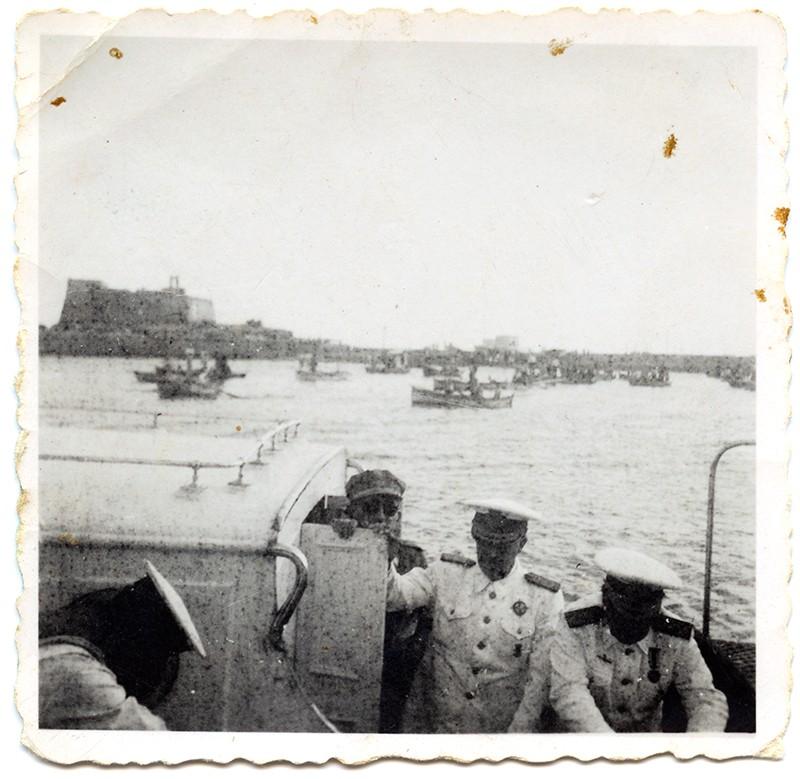 Desembarco de Franco