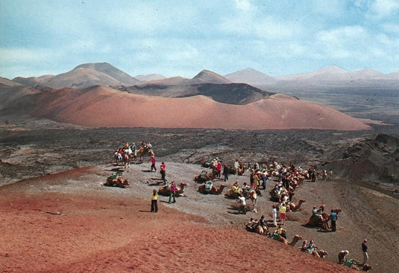 Ruta de las camellos III