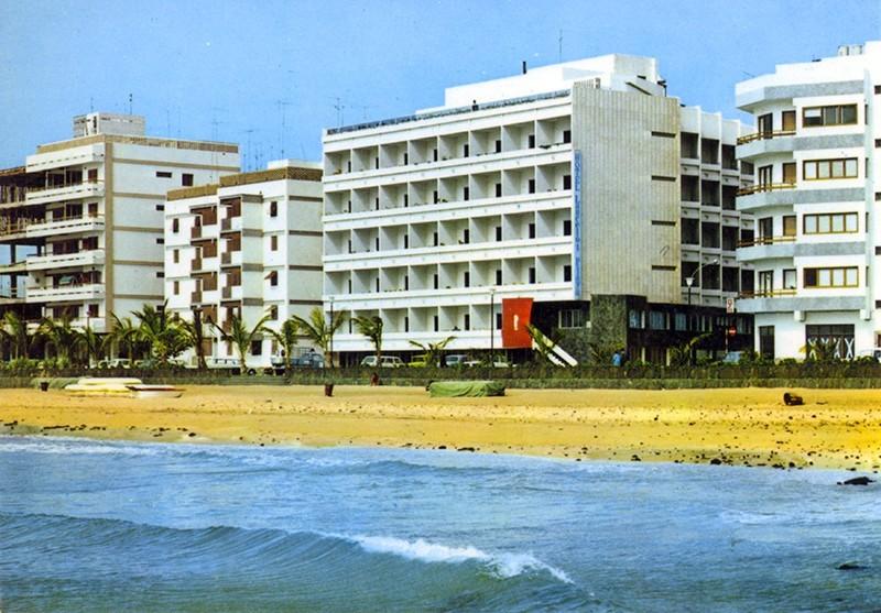 Avenida playa de El Reducto III