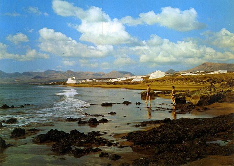 Playa Blanca en  Puerto del Carmen