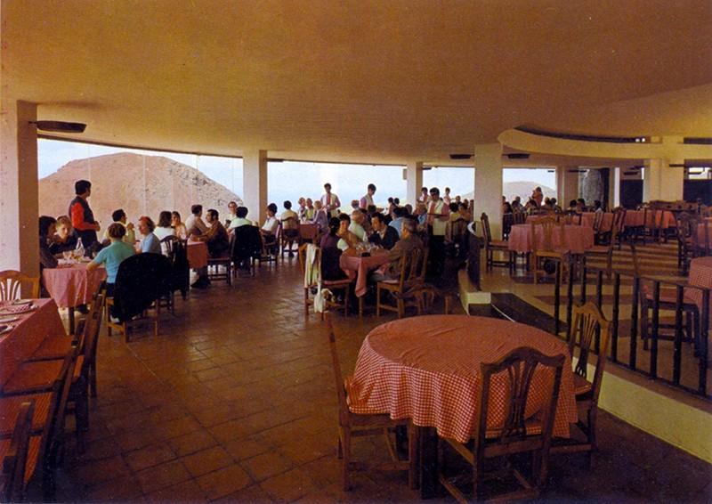 Restaurante El Diablo I