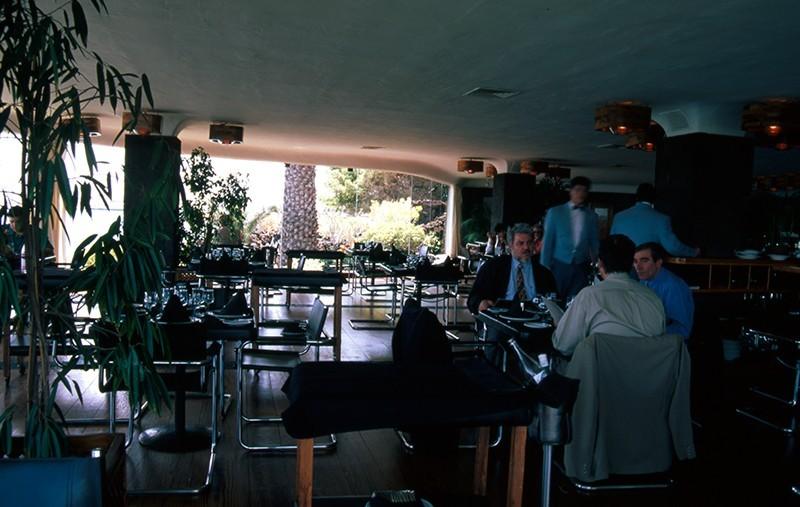 Restaurante del Castillo de San José - MIAC VIII