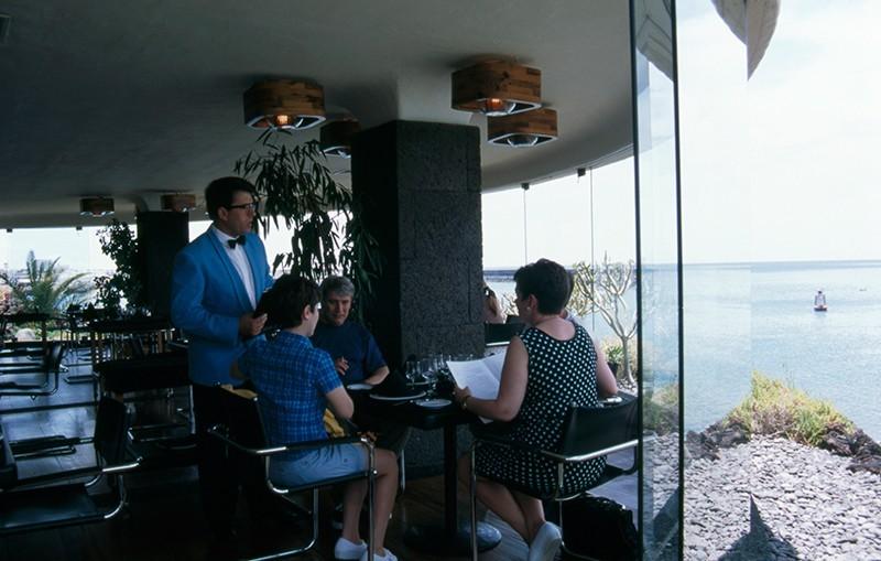 Restaurante del Castillo de San José - MIAC VII