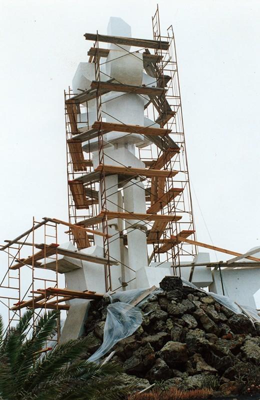 Reparación del Monumento al Campesino I