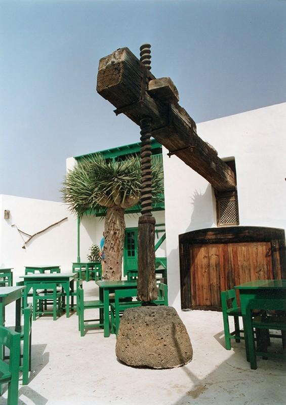 Patio de la Casa-Museo del Campesino