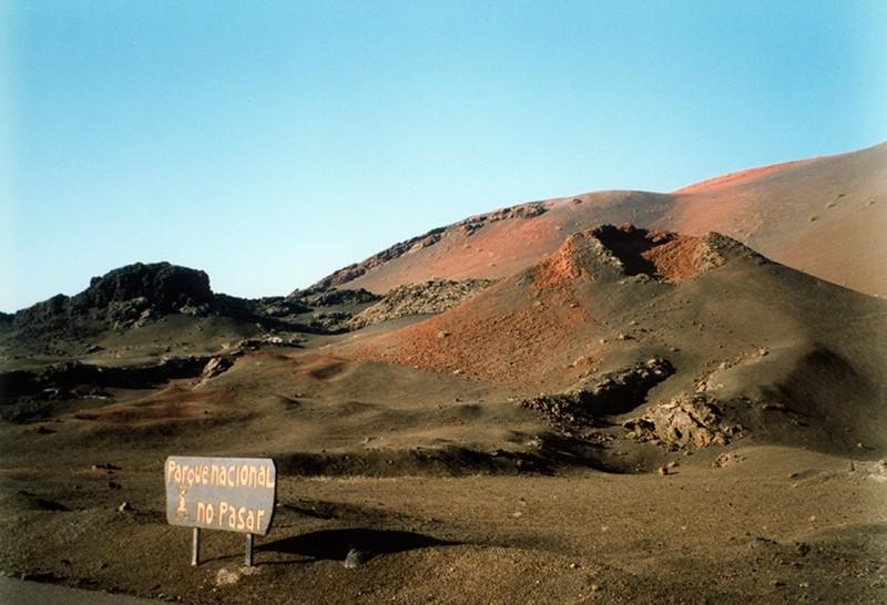 Volcanes de Timanfaya IV