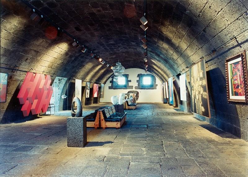 Interior del Castillo de San José-MIAC