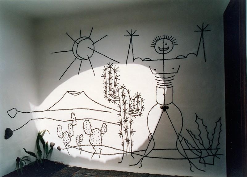 Jardín de Cactus IX