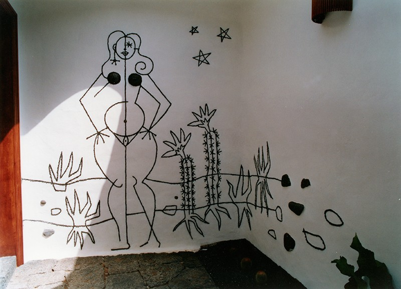 Jardín de Cactus X