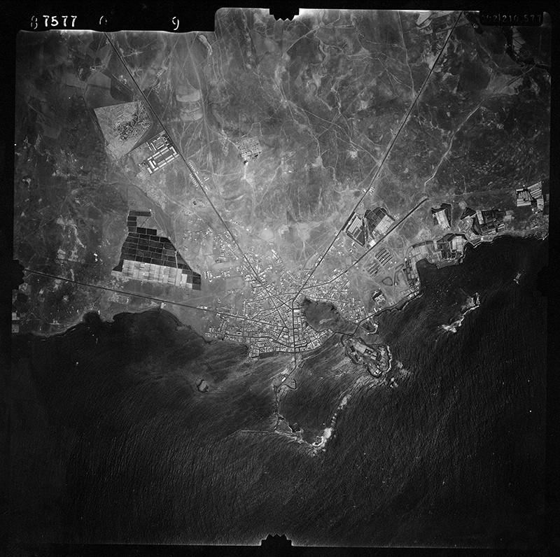 Aérea de Arrecife en 1956 I
