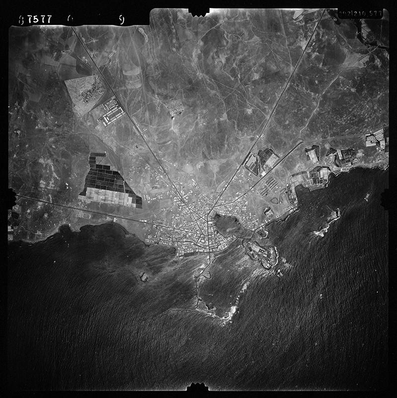 Aérea de Arrecife en 1956 II