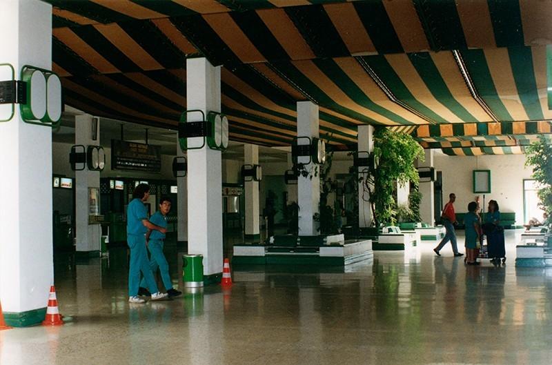 Aeropuerto IV