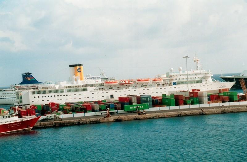 Puerto de los Mármoles III