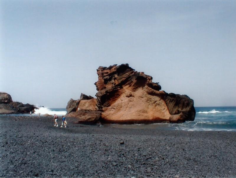 Playa del Charco de los Clicos