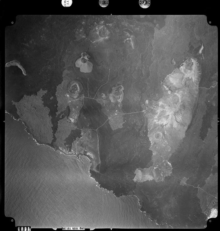 Aérea de El Golfo 1971 II