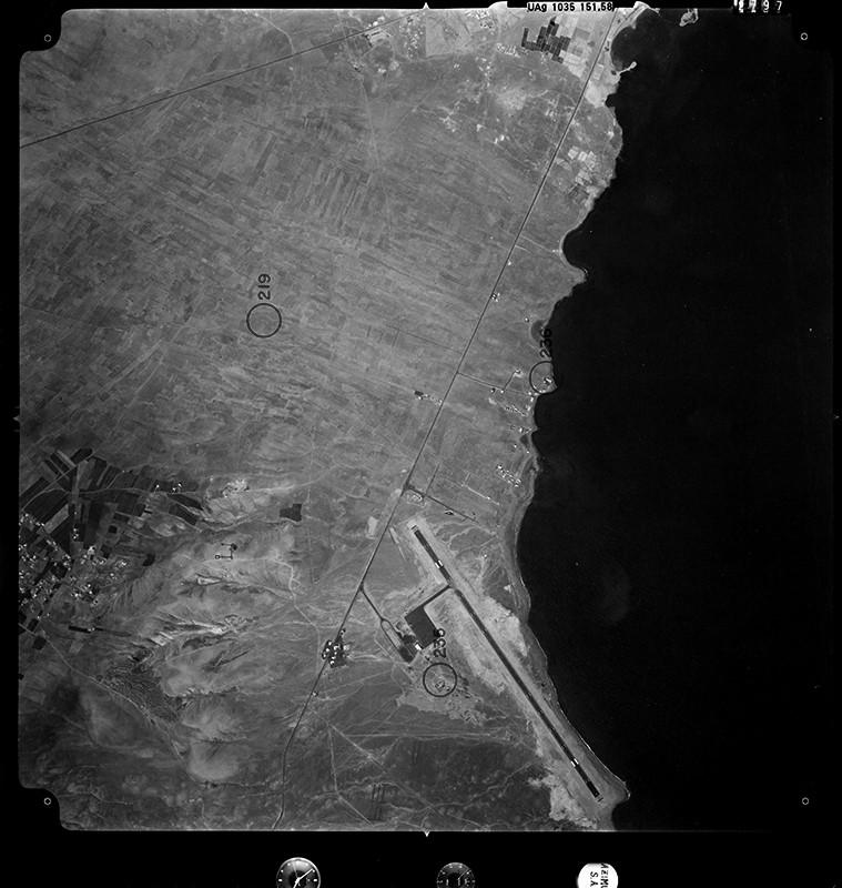 Aérea de Playa Honda 1971 I