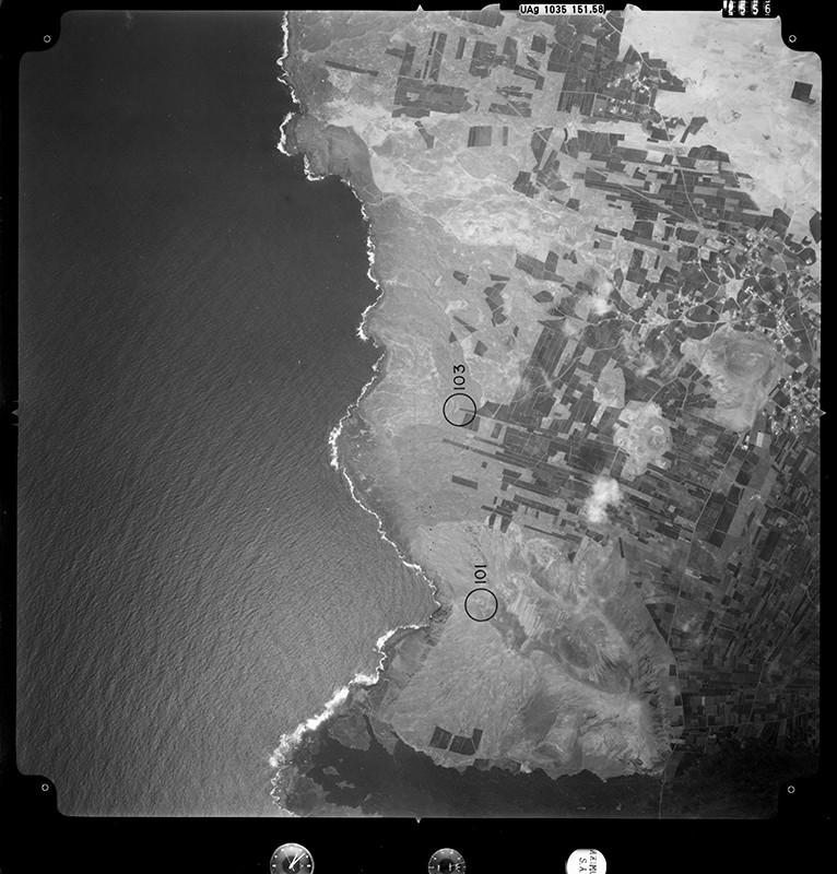 Aérea de Tinajo 1971 I