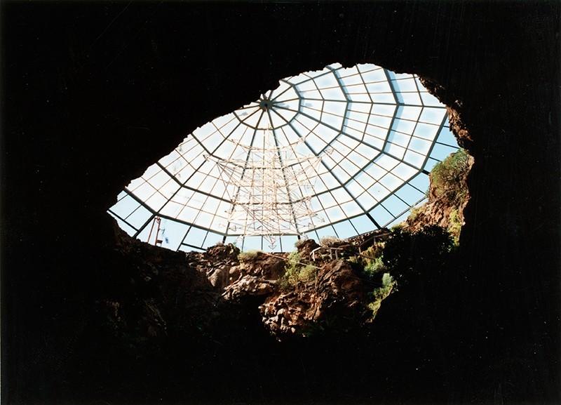 Cúpula del Jameo de la Cazuela