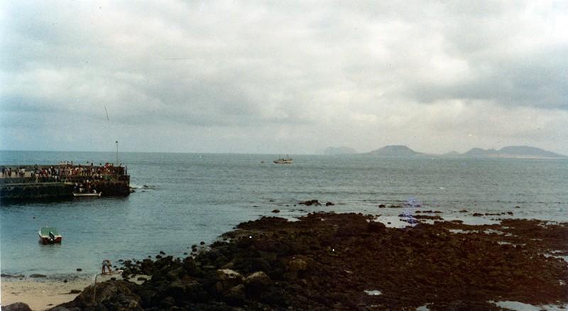 Muelle de Famara
