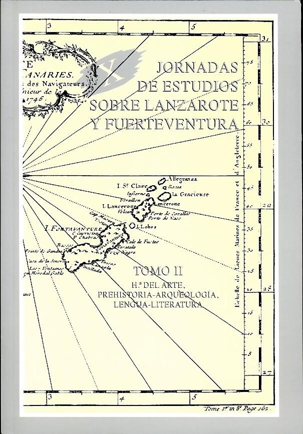 El yacimiento arqueológico de Ajey. Intervención arqueológica. Fase I. Lanzarote