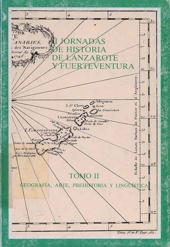 Consideraciones sobre los guanchismos en uso en el español hablado en Lanzarote y Fuerteventura