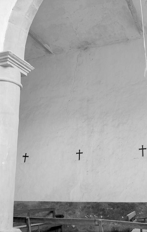 Derrumbe de la iglesia de Haría X